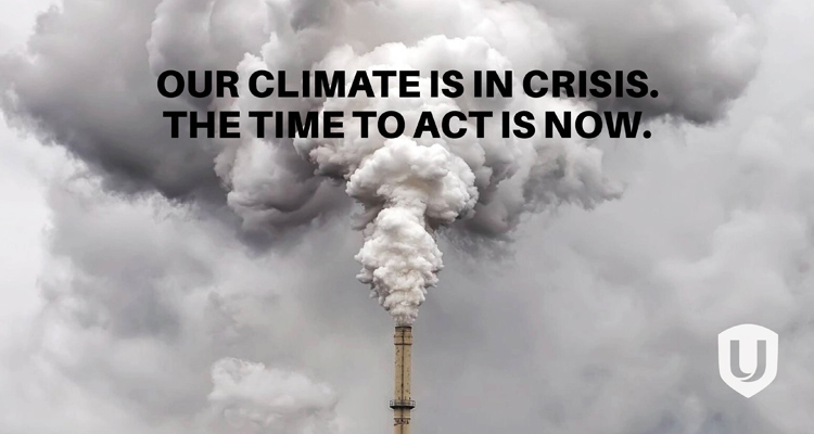 Climte is in crisis